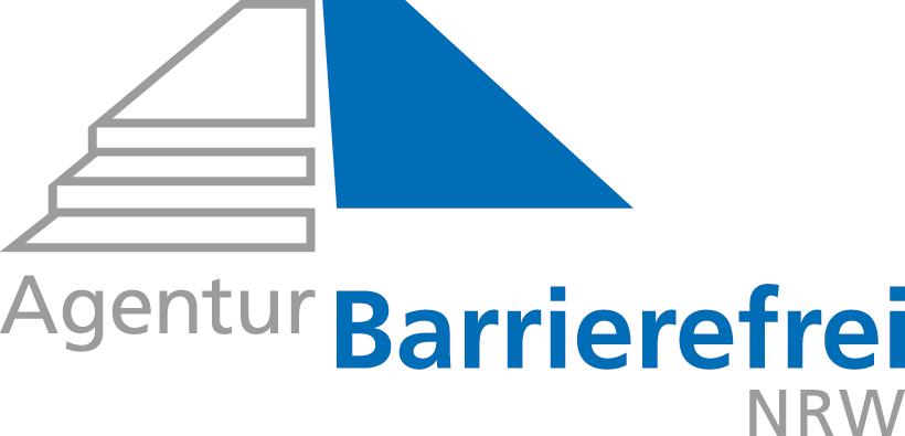 Logo: Agentur Barrierefrei NRW
