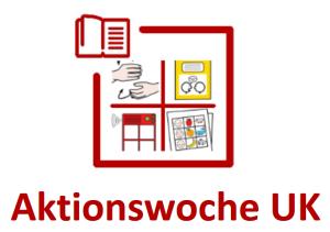 Logo: Aktionswoche UK